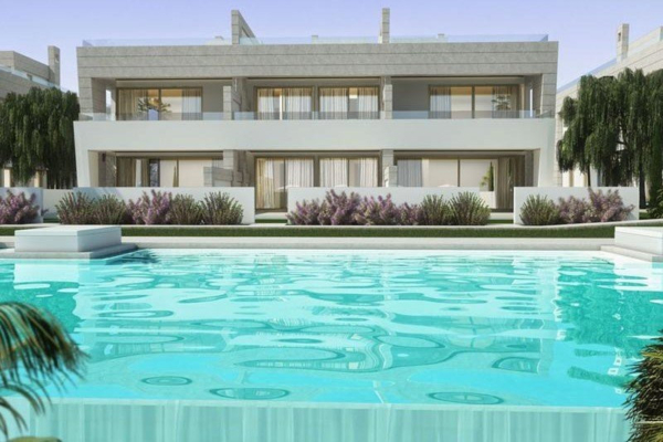 4 Bedroom, 4 Bathroom, Apartment for Sale in Marbella Golden Mile