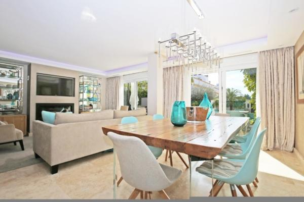 Sold: 5 Bedroom4, Bathroom Townhouse in Marbellamar, Marbella Golden Mile
